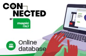 Connected by MAPIC Italy Online database