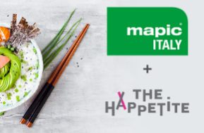 Mapic Italy + The Happetite Package